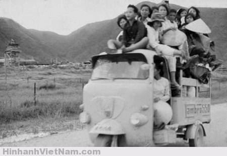 xe Lam Sài Gòn xưa