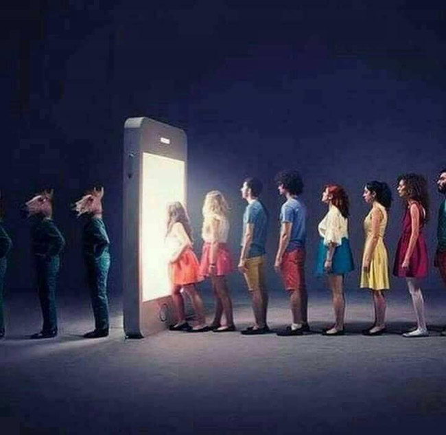 Giới trẻ đang bị giam cầm trong thế giới công nghệ - Hình 1