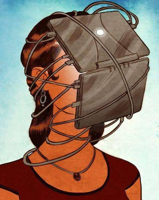 Giới trẻ đang bị giam cầm trong thế giới công nghệ - Hình 2