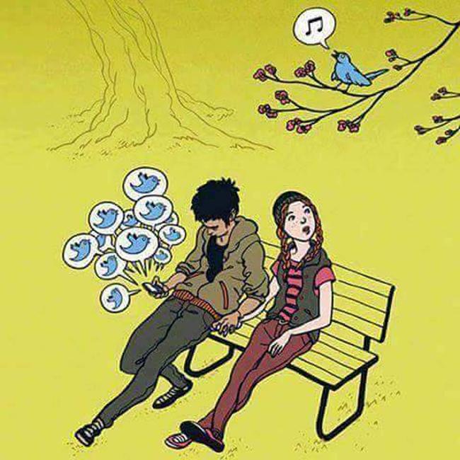 Giới trẻ đang bị giam cầm trong thế giới công nghệ - Hình 5