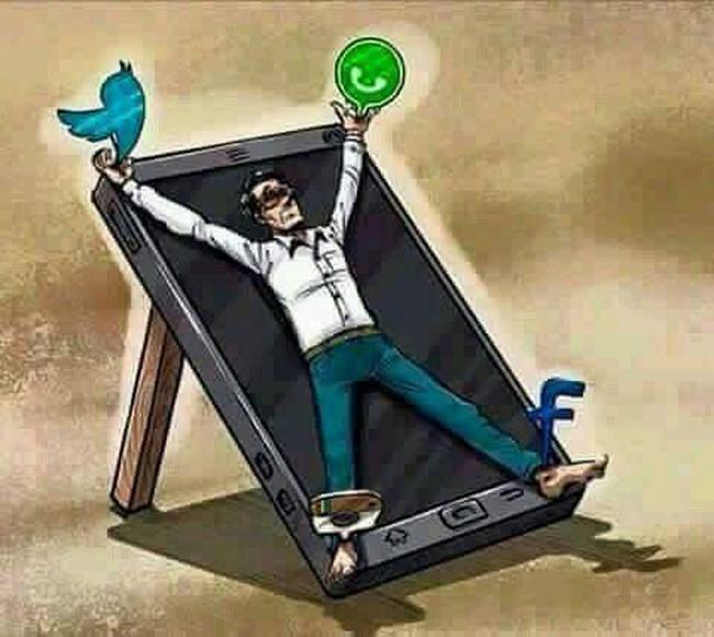 Giới trẻ đang bị giam cầm trong thế giới công nghệ - Hình 11