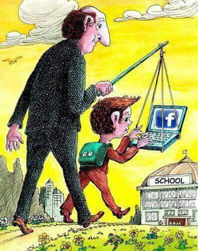 Giới trẻ đang bị giam cầm trong thế giới công nghệ - Hình 14