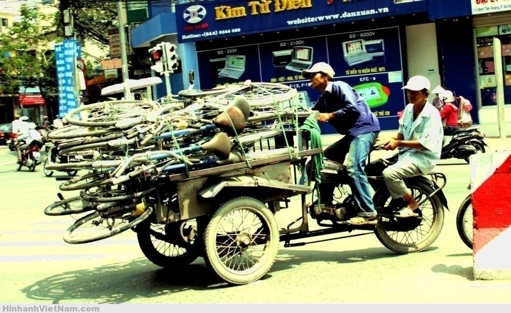 Xe 3 bánh gắn máy Sachs/Goebel