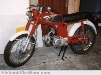 Honda SS50 69-72
