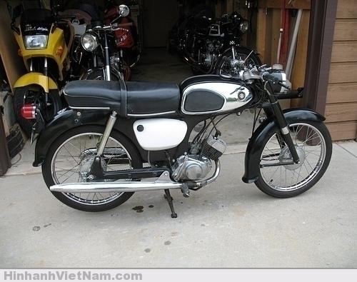 Suzuki M15 - 1965