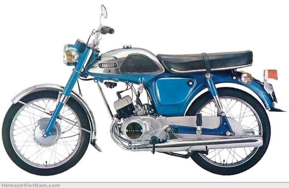 Yamaha YL1 1968