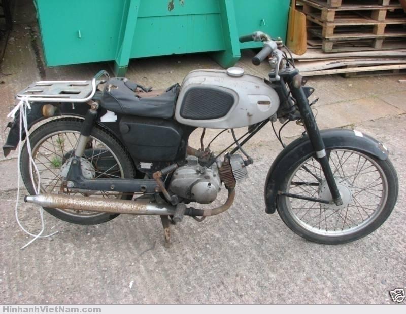 Kawasaki 1960's