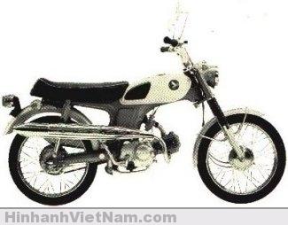 Honda-Scrambler-CL50-1969