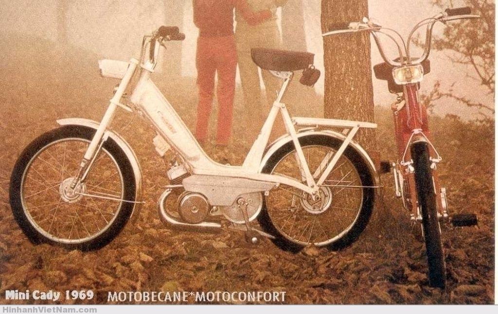 Mini Cady 1969