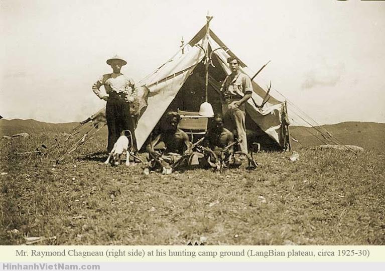 Người Pháp và dân bản địa trên đỉnh LangBian