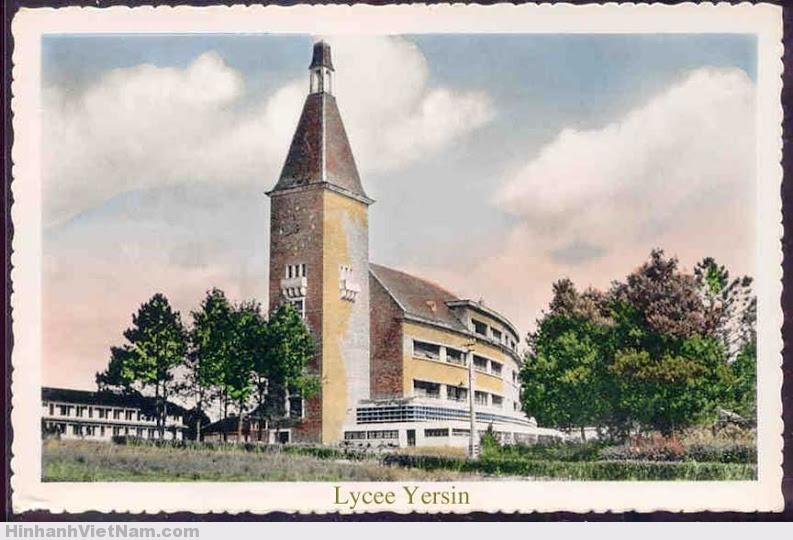 Trường Lycee Yersin Đà Lạt