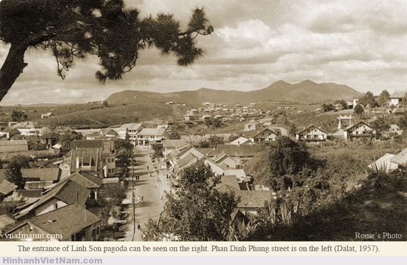 Đường Phan Đình Phùng 1957