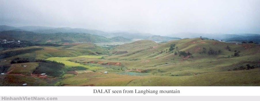 Núi Langbian