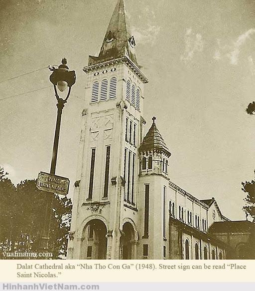 Nhà thờ Con Gà nổi tiếng một thời