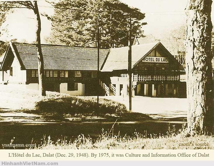 Du Lac hotel 1948