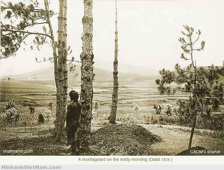 Người bản địa tại một buổi sớm 1926