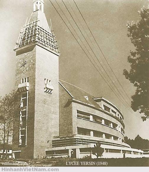 Lycee YERSIN 1948