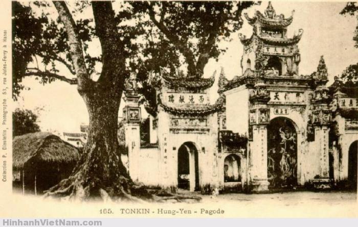 Một ngôi chùa ở Hưng Yên