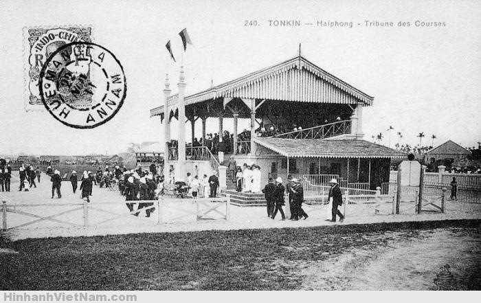 Trường đua ngựa tại Hải Phòng