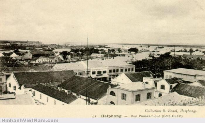 Thành Phố Cảng Hải Phòng