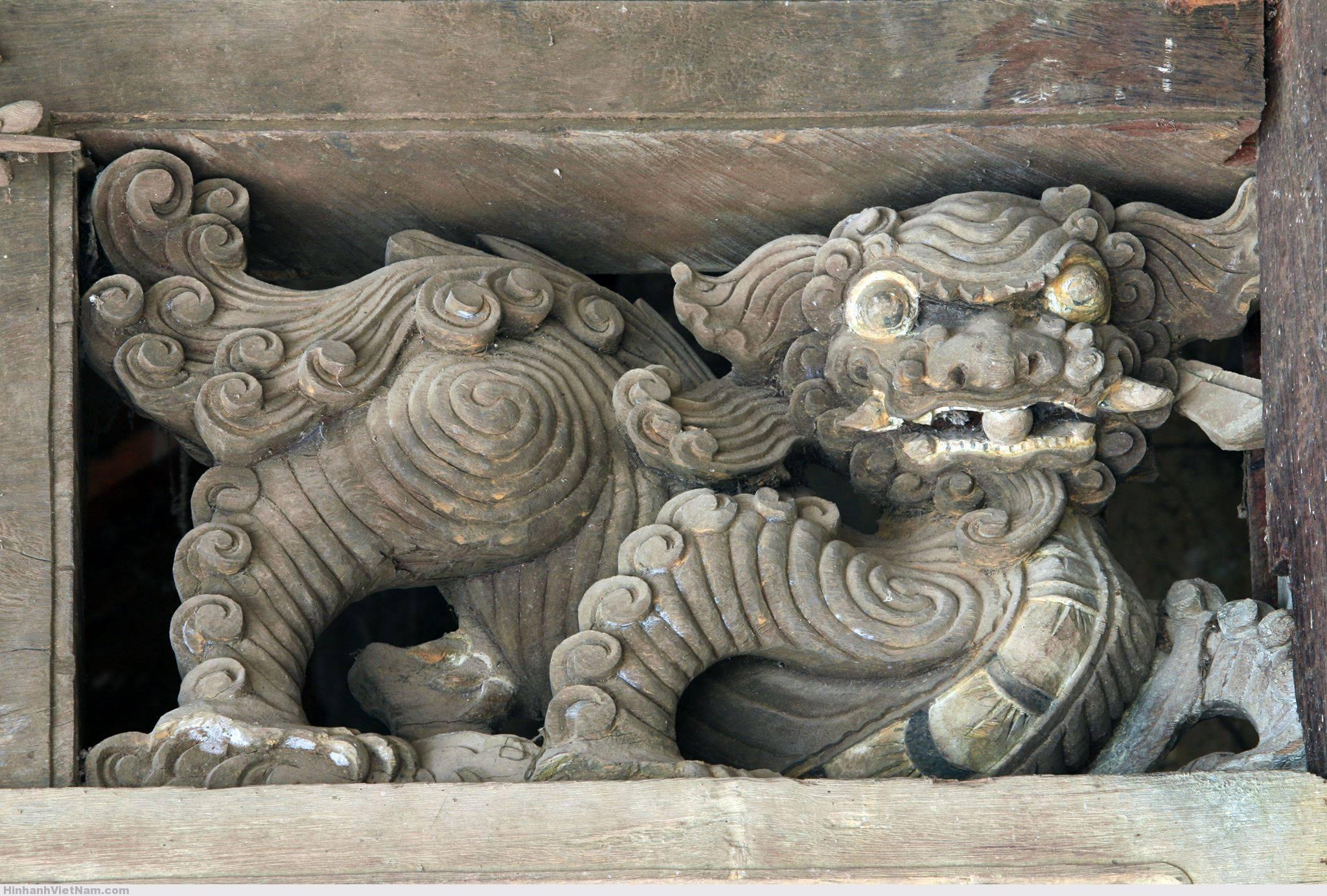 sư tử thời Nguyễn