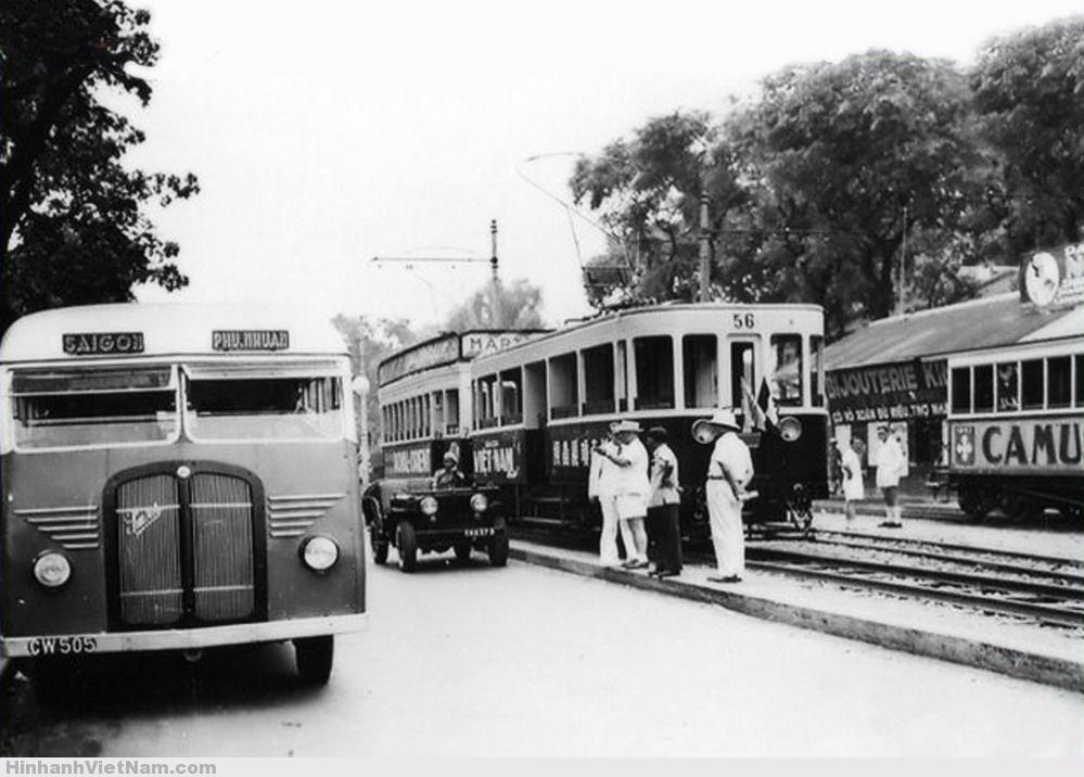 Xe lửa ngày xưa
