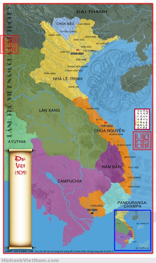 Ban do lich su Viet Nam xua - phong kien (40)