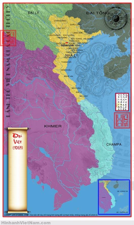 Ban do lich su Viet Nam xua - phong kien (20)
